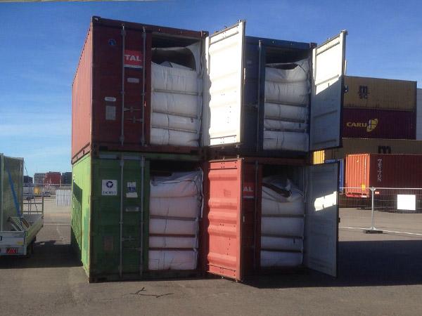 container-begassen