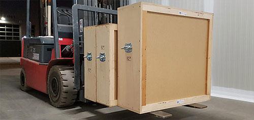 QPS bestrijding houten verpakkingen
